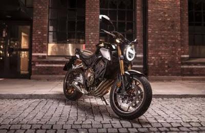 Motor CB 650 R Gres Honda Bikin Marquez Susah Pilih