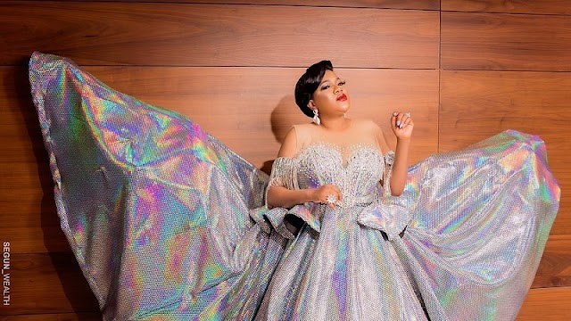 Moving On After A Divorce Is Hard Because Our Husbands Can Be Annoying - Toyin Abraham