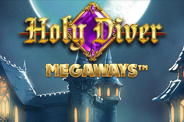 ULASAN SLOT BIG TIME GAMING HOLY DIVER MEGAWAYS