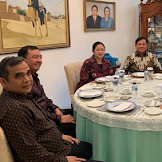 Aktor dibalik Pertemuan Megewati dengan Prabowo