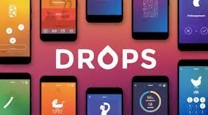 اكتشف المزيد حول تطبيق الهاتف المحمول الرائع لـ Drops Language Learning تعلم الكورية واليابانية والصينية وغيرهم