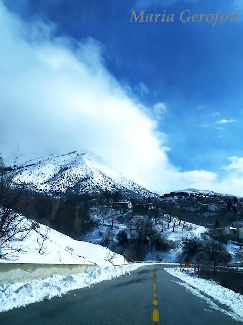 84717175 10157057588880897 479299856104423424 n - Βόλτες στα χιόνια στον Όλυμπο και Κίσσαβο