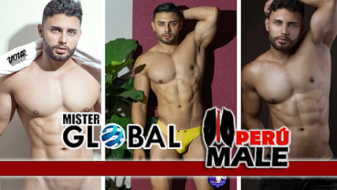 Men Universe Model Cocos Island 2018 (New)