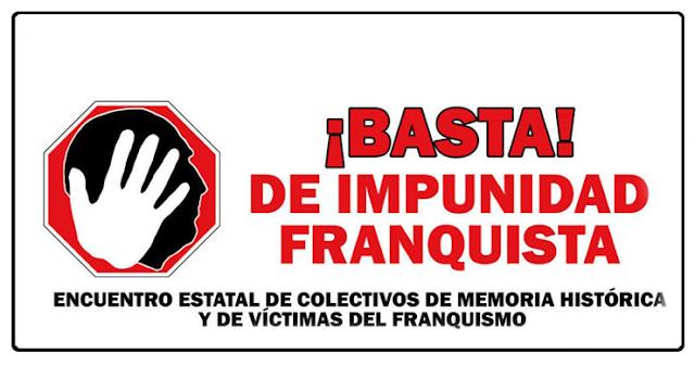 Colectivos de Memoria Histórica y de Víctimas del Franquismo