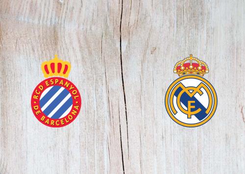 Espanyol vs Real Madrid -Highlights 28 June 2020