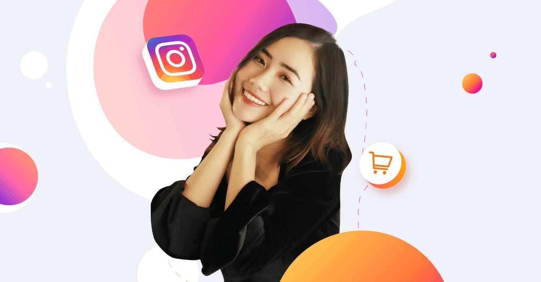Khóa học hướng dẫn kinh doanh trên Instagram từ @caocaobycaochen - Cá nhân xây dựng thương hiệu với hơn 200k followers và mang về đơn hàng đều đặn mỗi ngày.