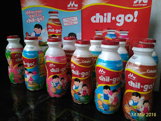 Mengenalkan Interaksi Anak Bersama Morinaga Chil-Go!