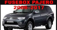 letak box sekring mitsubishi pajero tahun 2006-2017