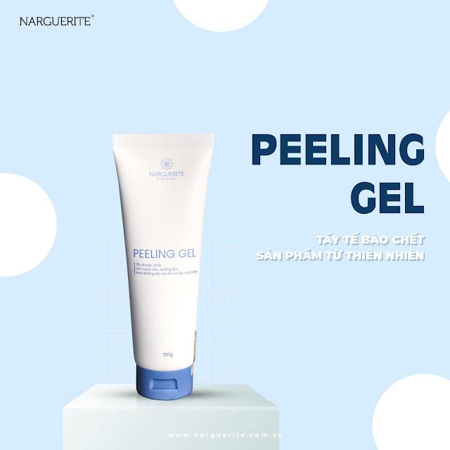 peeling gel narguerite tẩy tế bào chết