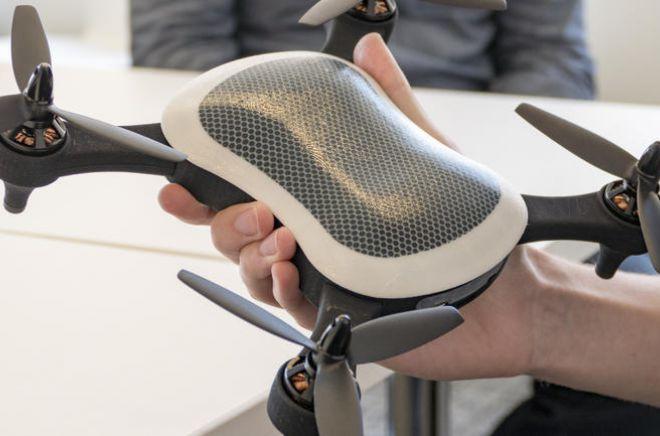 Drone sfreccia a 137 KM/h registra in 4K HTNovo