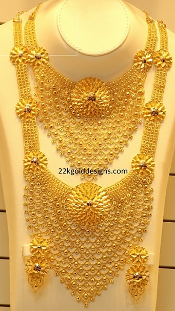 JoyAlukkas Plain Gold Jewellery - 22kGoldDesigns