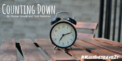 Counting Down #KidsDeserveIt