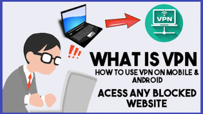 What is VPN ? How to use VPN on Mobile and Computer  ||Access any Blocked Website