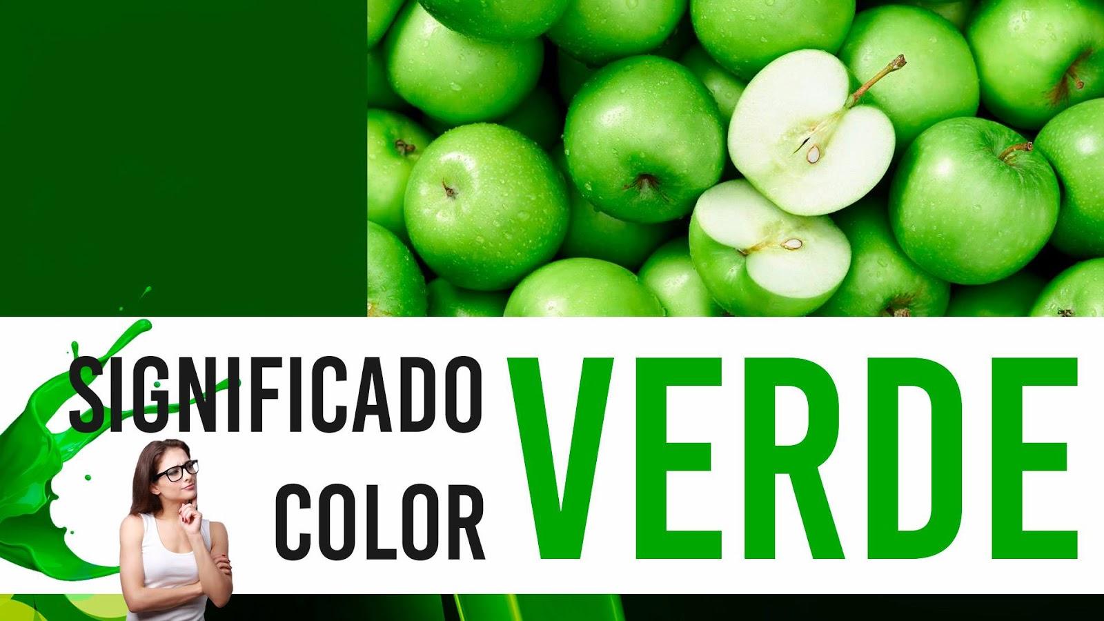 Qué Significa El Color Verde Significado Y Definición