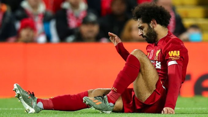 Mohamed Salah injury, a threat to Liverpool title hope