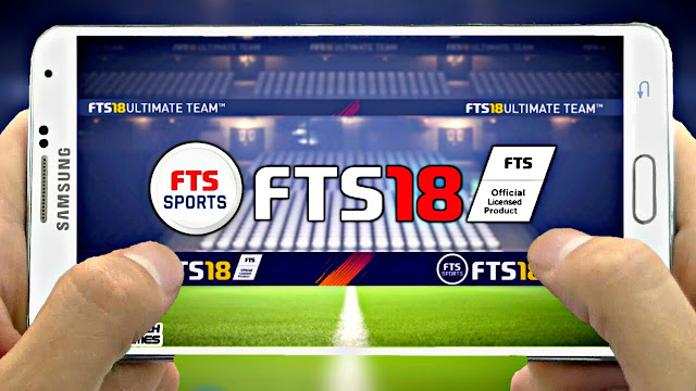 FTS 2018 MOD FIFA Android Offline 300 MB New Stadium Best Graphics