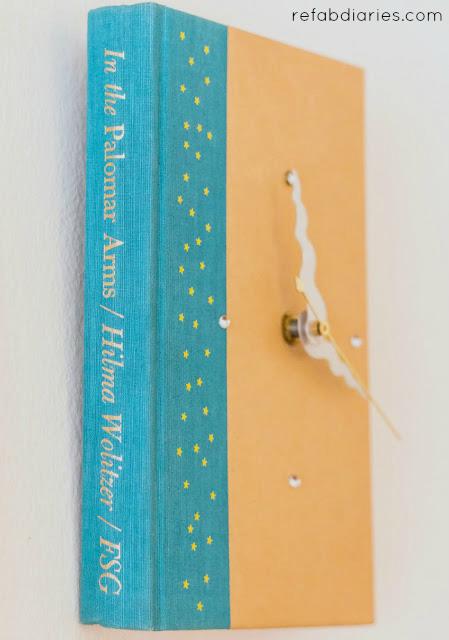 Clock in Book Redo