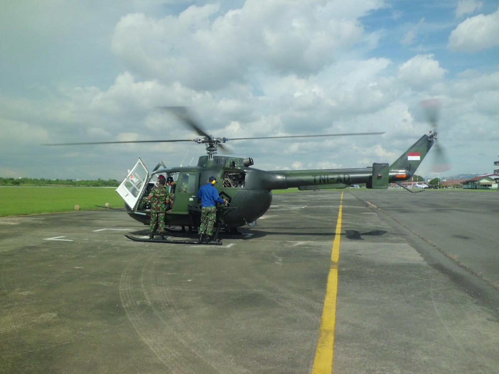 NBO-105 : Heli Serang Utama TNI-AD