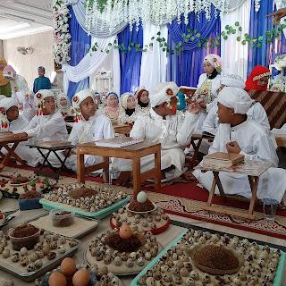 Acara batamat quran suku banjar yang masih dilaksanakan hingga kini