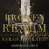 Cover Reveal - The Broken Realm Author: Sarah M. Cradit   @thewritersarah  @agarcia6510