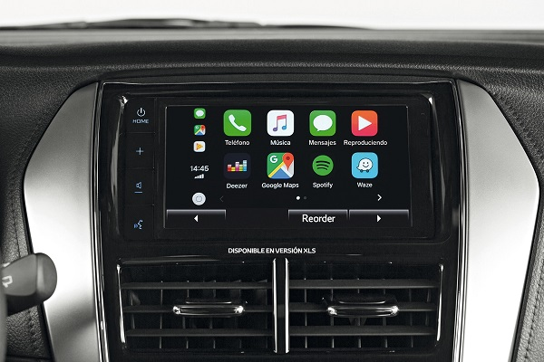 Toyota Yaris XS Audio
