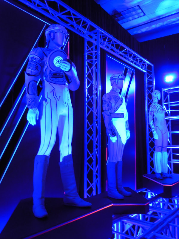 Tron 1982 film costumes
