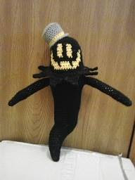 PATRON GRATIS THE SNATCHER |  A HAT IN TIME AMIGURUMI 38303