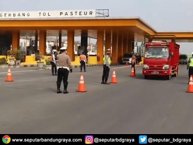 Posko Cek Poin di Kota Bandung Akan Diberlakukan Hingga 24 Mei 2021