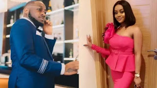Just In: Davido's Girlfriend Chioma Gives Birth To A Baby Boy
