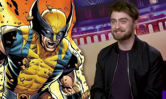 Daniel Radcliffe esclarece rumores sobre interpretar Wolverine | Ordem da Fênix Brasileira