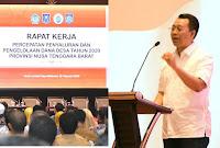 Gubernur Anjurkan Kades Studi Banding ke Desa yang Lebih Maju
