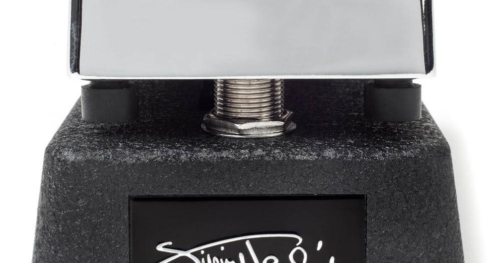 Gear Otaku Dunlop Jhm9 Jimi Hendrix Cry Baby Mini Wah 発表