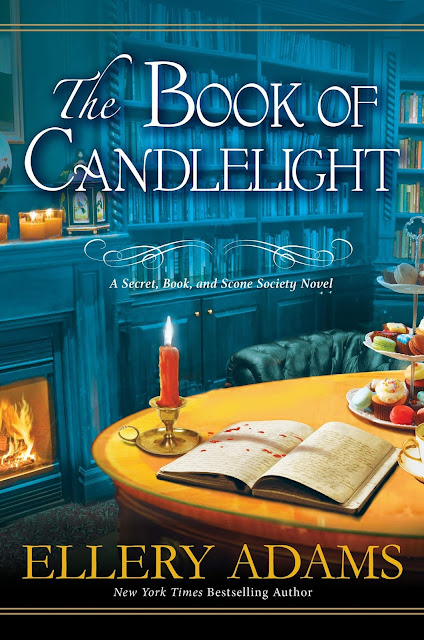 Review: The Book of Candlelight by Ellery Adams