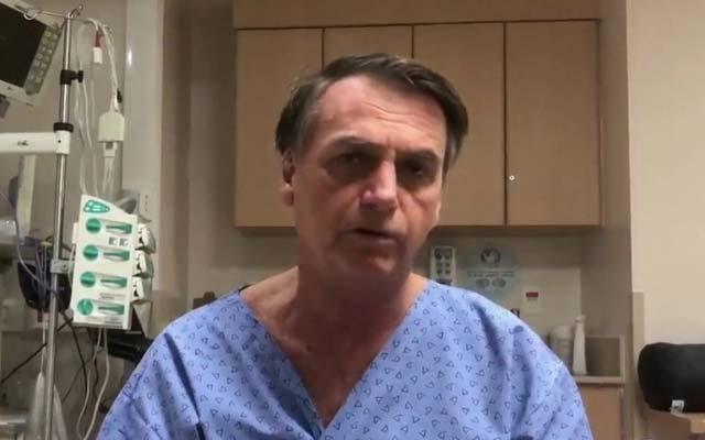 Bolsonaro passa por cirurgia neste domingo; é a 4ª após atentado em 2018