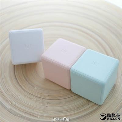 Xiaomi Cube, Kubus Kecil Untuk Mengendalikan Perangkat Rumah Pintar