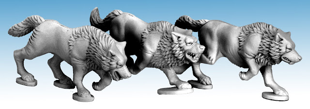 Breaking! Northstar Miniatures: Plastic Fantasy Oathmark Goblin Wolf Riders Preview!