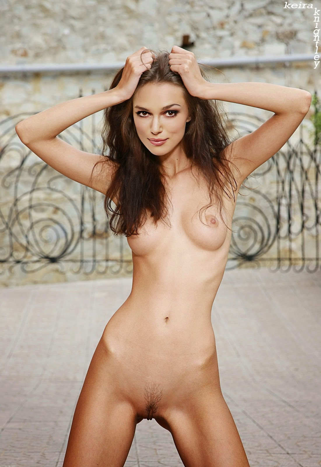 Keira knightley fake nude