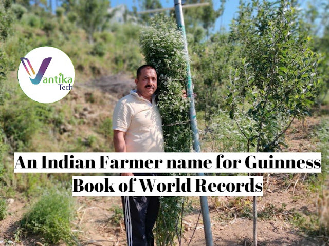 Guinness Book of World Records for organic farming