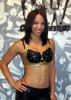 Sasha banks real black hair