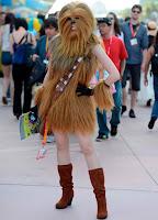 Disfraz Chewbacca Sexy