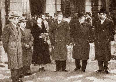 Enero de 1935, Alekhine en Barcelona