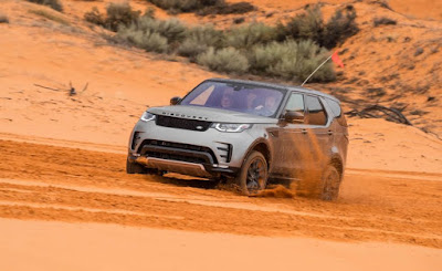2017 Land Rover Discovery: Freshly domesticated off-road superhero