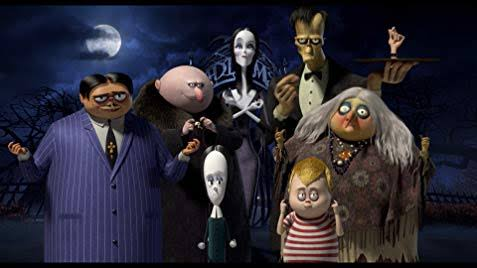 The Addams Family: Film Review
