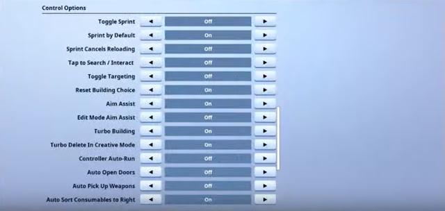 Ninja Fortnite Grafik Mouse Ayarları