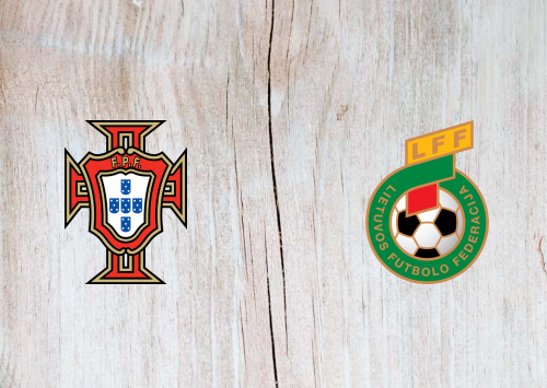Portugal vs Lithuania -Highlights 14 November 2019