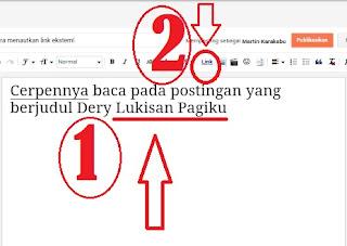 Cara Menautkan Link Blog Guru kampung