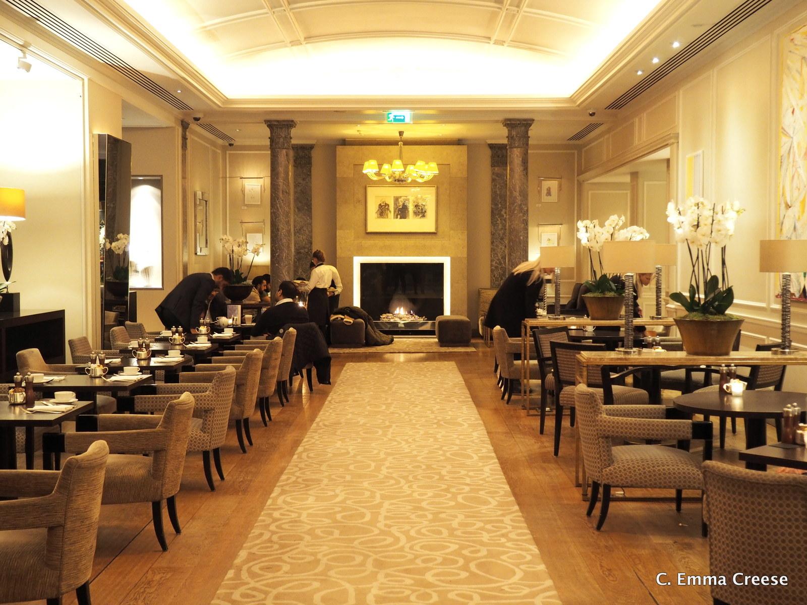 Beneath The Colour: The Hyatt Regency Hotel Marylebone | Adventures of a London Kiwi