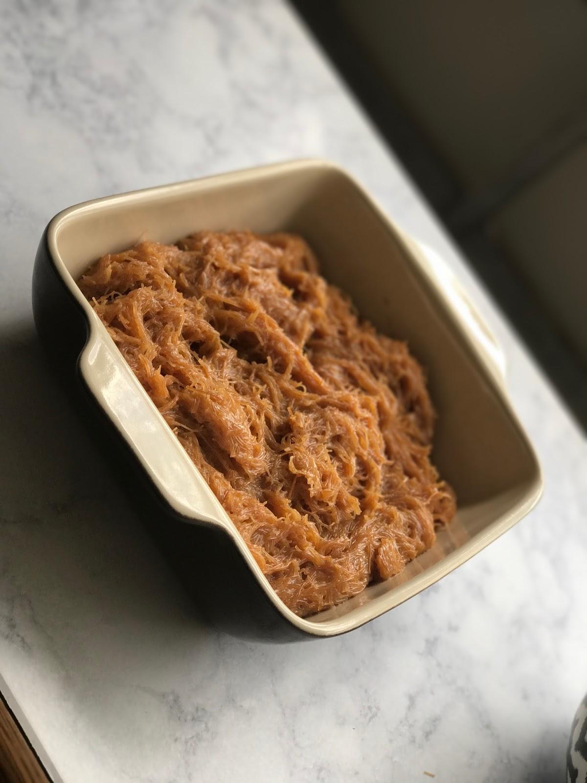 delicious vermicelli - traditional pakistan dessert
