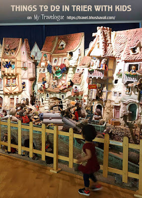 Things to do in Trier with kids Pinterest
