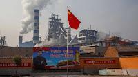 Strom abgeschaltet in China